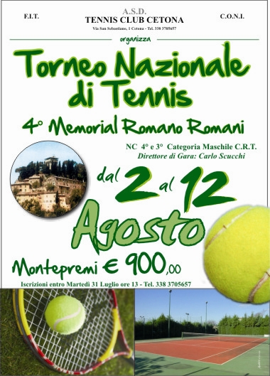 Tennis Club Cetona