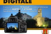 CORSO BASE TEORICO E PRATICO DI FOTOGRAFIA DIGITALE