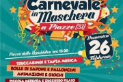 Carnevale a Piazze 2017