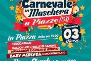 Carnevale in Maschera a Piazze
