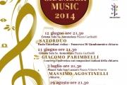 Cetona Chamber Music 2014