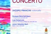 Concerto di Jacopo Francini al Museo