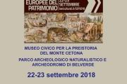 Giornate Europee del Patrimonio 2018 e visita straordinaria alla Grotta Lattaia