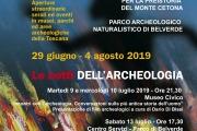 Le notti dell'Archeologia 2019