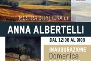 Mostra di pittura di Anna Albertelli