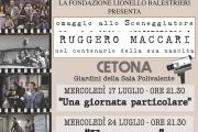 Omaggio allo sceneggiatore Ruggero Maccari