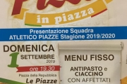 Presentazione Atletico Piazze