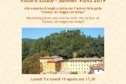 Visite d'Estate 2019