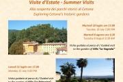 Visite ai parchi storici di Cetona