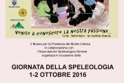 Giornata Nazionale della Speleologia 2016
